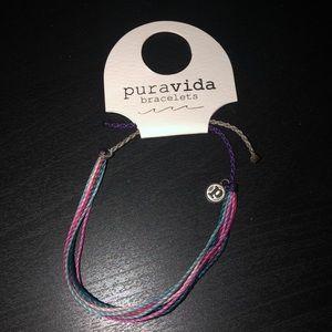 "Pura Vida ""Chat"" Bracelet"